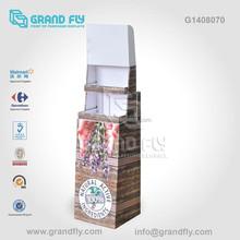 G1408070 Merchandising POP Recycle Cosmetic Cardboard Display