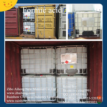 Sell industrial formic acid for rubber 85% min price