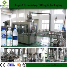 High Speed Bottle Mineral Water Plant Cost