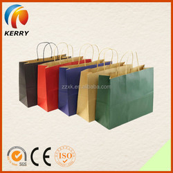 Hot Popular Extra Large Brown Craft Shopping Paper Bag