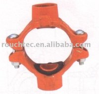 UL/FM Mechanical Cross in UL/FM Mechanical Cross Pipe FittingsPipe Fittings