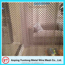 High Quality Beautiful Curtain mesh nets / chain link curtain for room