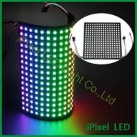 Flexible Digital WS2812b 16 * 16 RGB Led Matrix