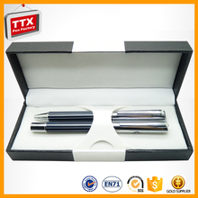 2015 Nice ball pen with gift box, business gift 2015 new parker pens