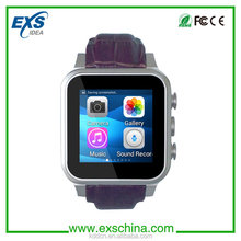 New heart rate wifi gps smart watch android mobile phone cheap
