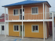 Fashionable Luxury Container House For Living/Luxury Movable Container Prefabricated House