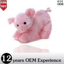 CHStoy stuffed pink pig plush toy