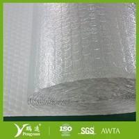 Aluminum foil Air bubble non combustible building material