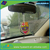 economical pine scented little tree hanging paper car air freshener
