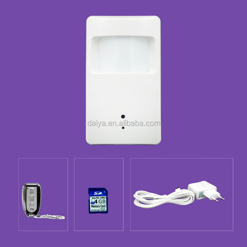new products 2015 mini gsm alarm / gsm wireless alarm with DVR funciton