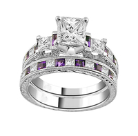 Wholesale cheap 925 sterling silver wedding ring design sterling silver ring