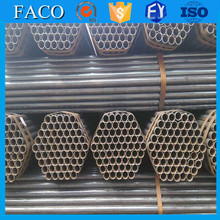 Tianjin steel pipe ! exhaust pipe carbon steel pipe manufacturing in china