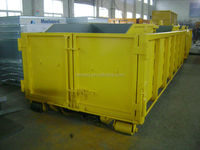 hook bin roll on off containers hook lift RoRos