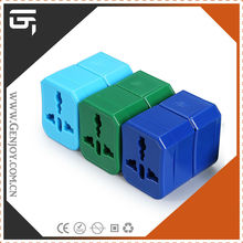 Genjoy travel converter cozy activity gift item for traveler with multi plug universal adaptor