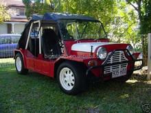 4 Seats Smart Electric Mini Moke Car with Good Performance