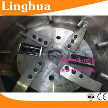 plastic film agglomeration machine