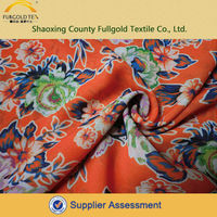 Fashion new design 65 polyester 35 cotton dyde yarn unisex t shirt fabric