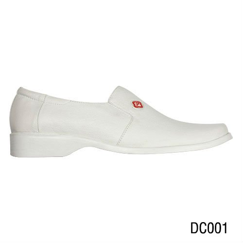 white leather shoes hospital nursing shoes for
