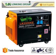 Silent Diesel generator factory 5KW for sale