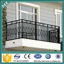 Decorative Wrought Iron Window Ornament Grill