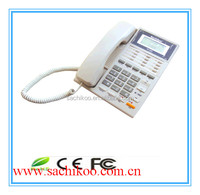 hotel conference room caller ID special telephone