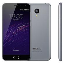 Stock!!Original Meizu M2 Mini MTK6735 Quad Core Android 5. 5.0 Inch FDD LTE 4G Dual SIM 720P 13.0MP 2GB RAM Mobile Phone
