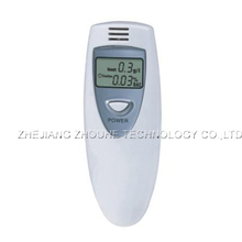 LED Breath Alcohol Tester with Clock