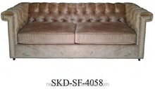 top quality luxury furniture wood sofa, cozy fashion sofa for hotel