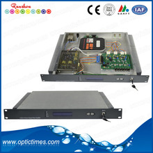 1550nm Raman Optical Amplifier Advanced SNMP network management function