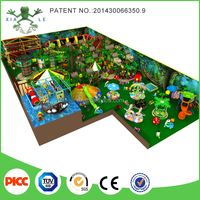 2015 multi-function big Toy Indoor Inflatable Playground Balloon For Kids