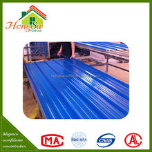 Manufacturer supply anti-corrosion concrete pvc roof sheet tiles