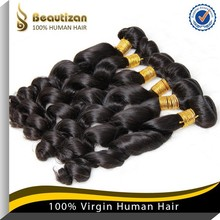 Add your sense of fashion ponytail extension real hair for black women