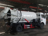 used pressure manufacture The streets Sewage Suction tanker truck