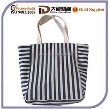 New Design Fashion Cheap Wholesale Promotional Beach Bag Canvas Cotton Tote Bag Shopping Handbag Bag