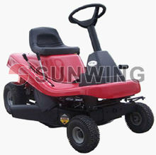 Hot sale riding mover lawnmower tractor