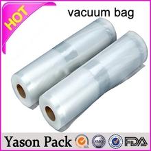 Yason powder food packaging packaging plastic rolls vacuum sealing zip lock plastic bags