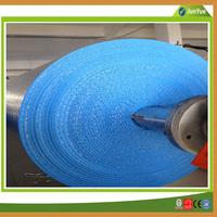 blue XPE fire resistant pipe flexible foam insulation