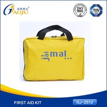 With CE FDA Certificate convenient carry wall mount first aid kit price low good quantity first-aid kit