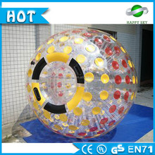 Crazy cheap human hamster zorbing balls, used zorb ball for kids to sale, US wholesaler like it