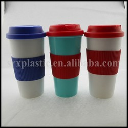 China supplier printed logo take away 12oz plastic keeping hot cup,OEM safety pp coffee cup wholesale,custom logo plastic cup
