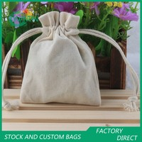 Stock Mini Drawstring Tea Bag Food Bag