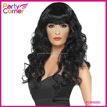 Chocolate Siren Wig For Party