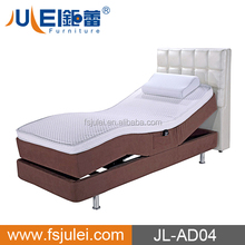 Memory Foam Mattress Electric Massage Bed, Household Furniture, Model JL-AD04