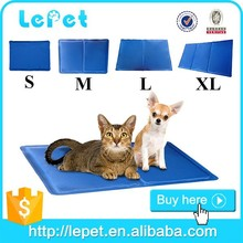 Competitive Price Good Quality Disposable Non-toxic Gel+Sponge Cooling Pad For Pets Manufacturer from China