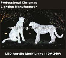 Acrylic Animal Motif Light|Fancy Holiday Style Lighting