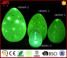 21015 new design factory supplier wholesale easter big green egg