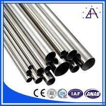 Customized Powder coated aluminum tube/Aluminum conduit/Aluminum corrugated tube