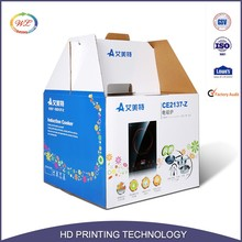Direct Factory Folding Carton Boxes With Handles