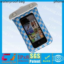 Hot sale tpu waterproof armband case for mobile phone
