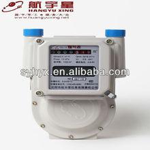 Residential IC Prepaid Aluminum Diaphragm Gas Meter